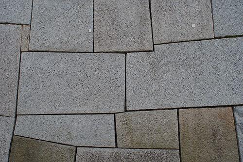 osaka castle stonework