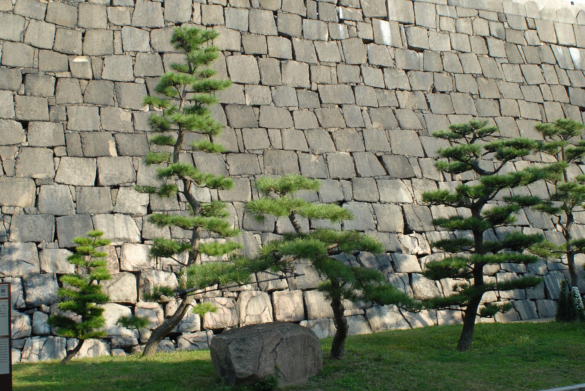 osaka castle pines