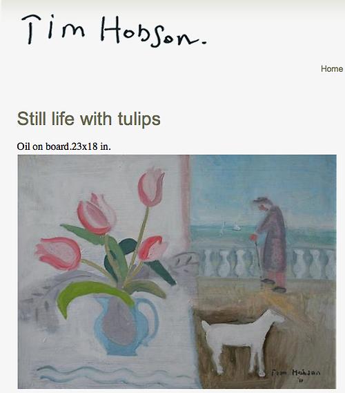 tim hobson artist