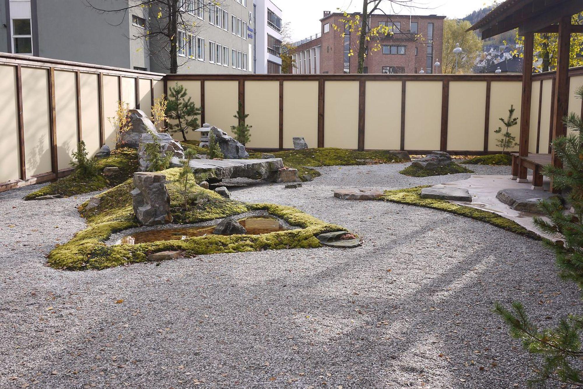 Drammens Japanese garden