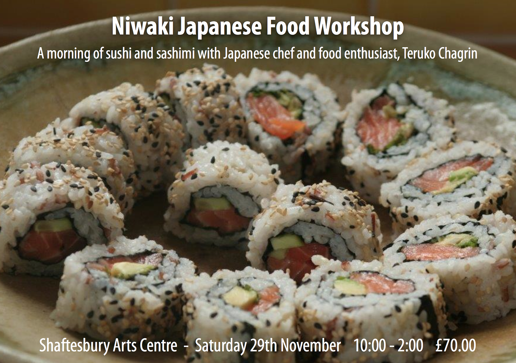 Japanese Food Workshop