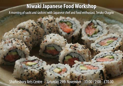 Japanese Food Workshop