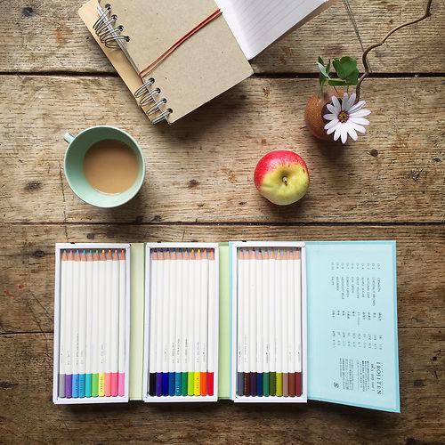 Irojiten Colour Pencils