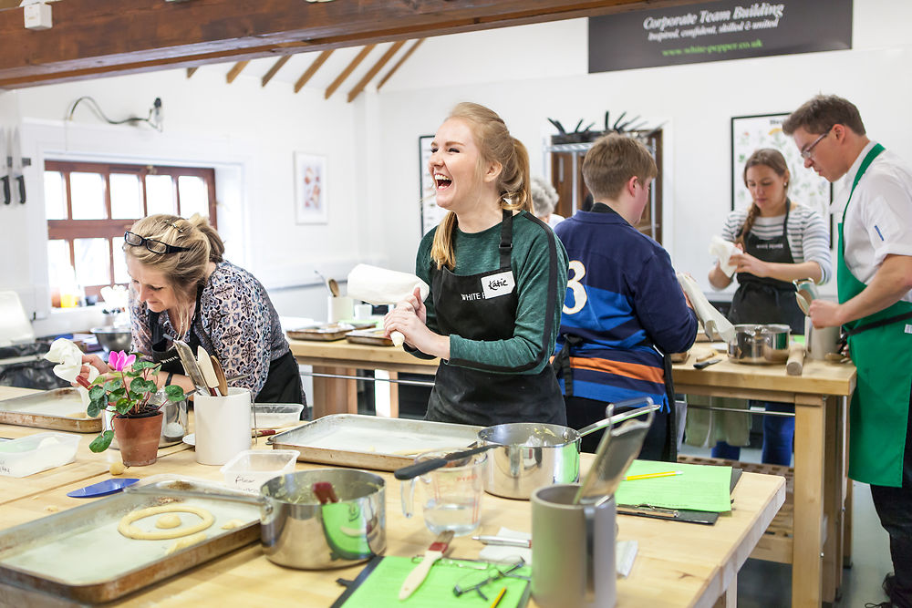 White Pepper Cookery School