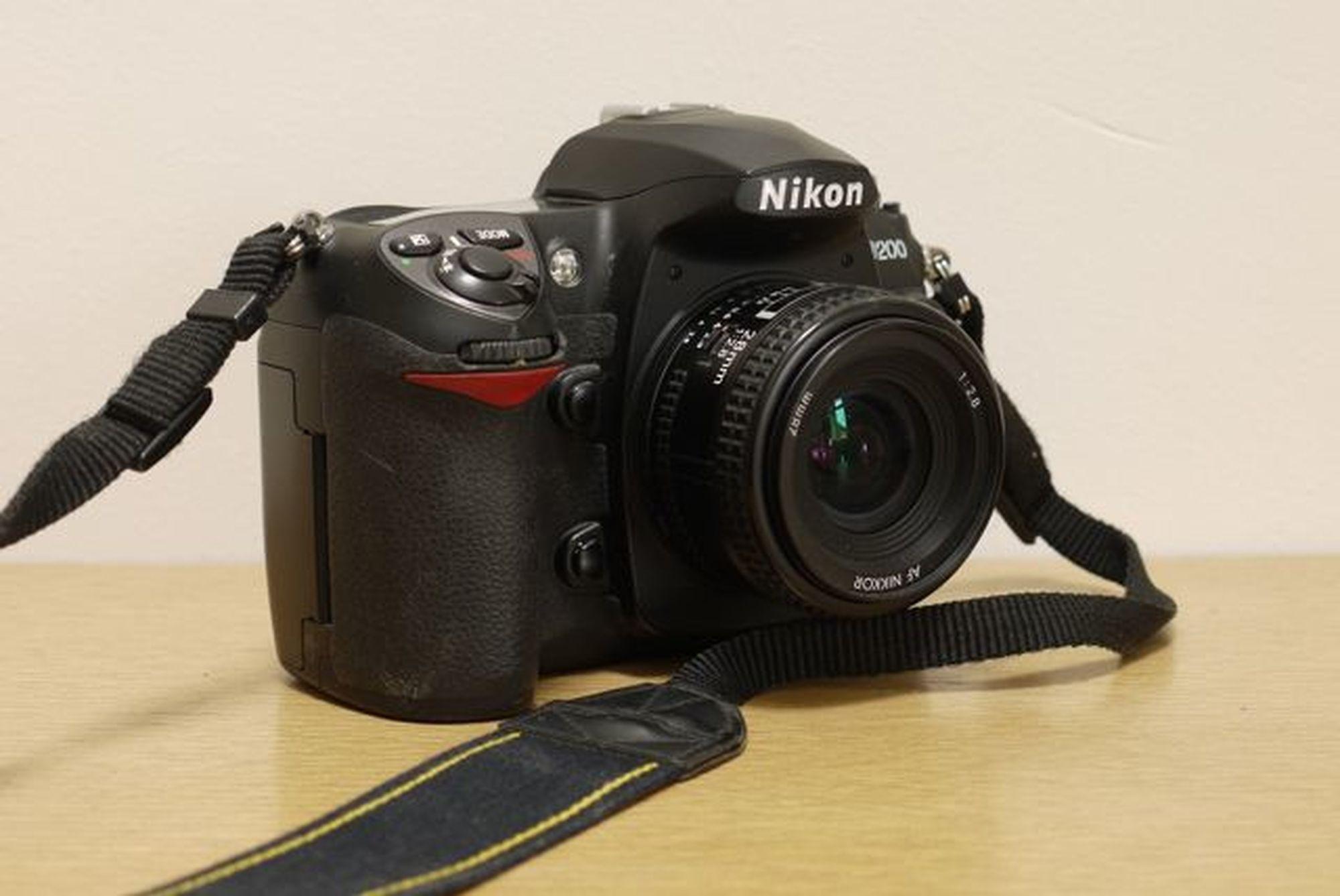 nikon d200 2