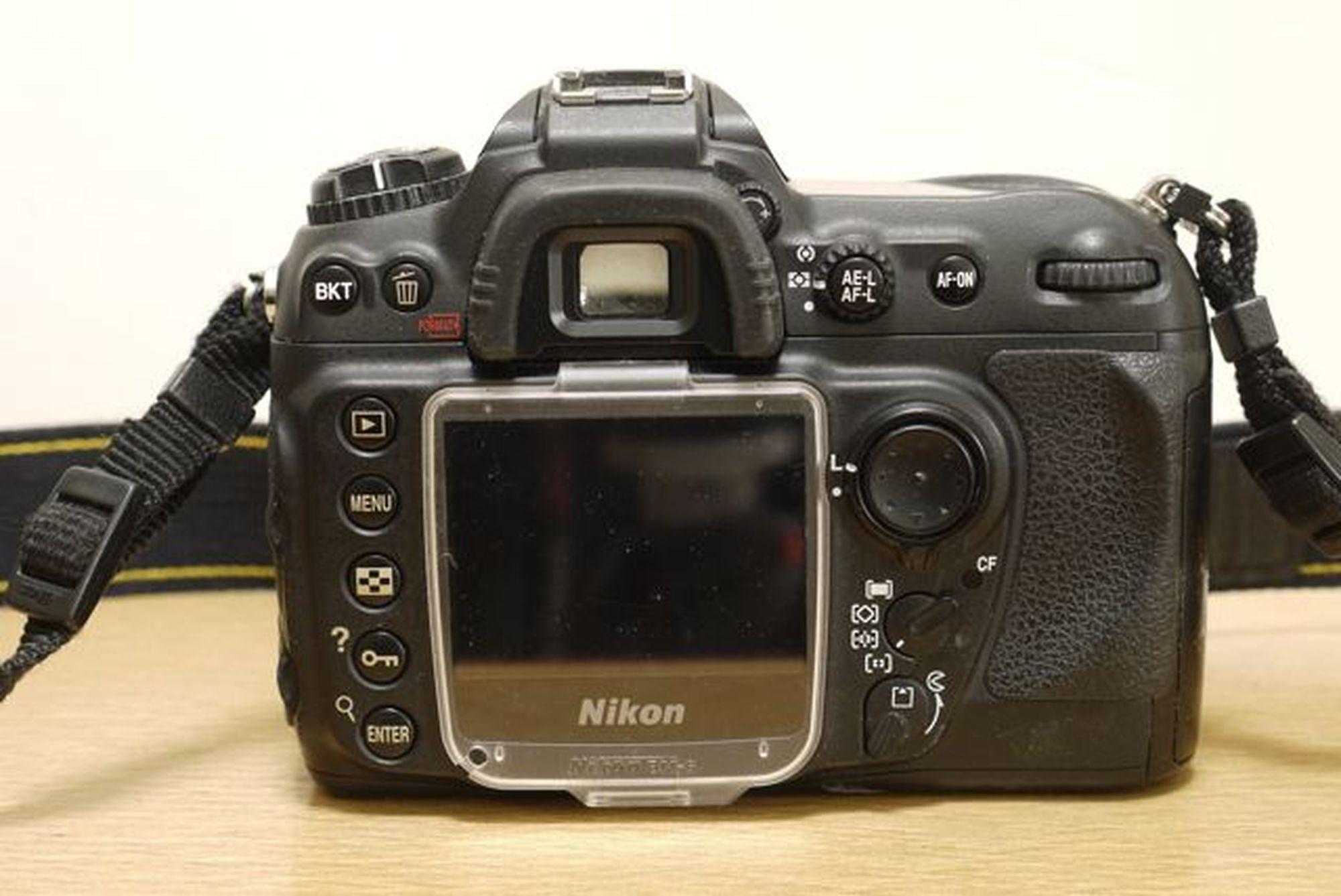 nikon d200 3