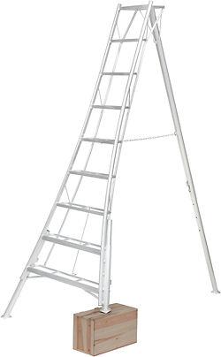 Niwaki Tripod Ladder 9' EN Pro Adjustable