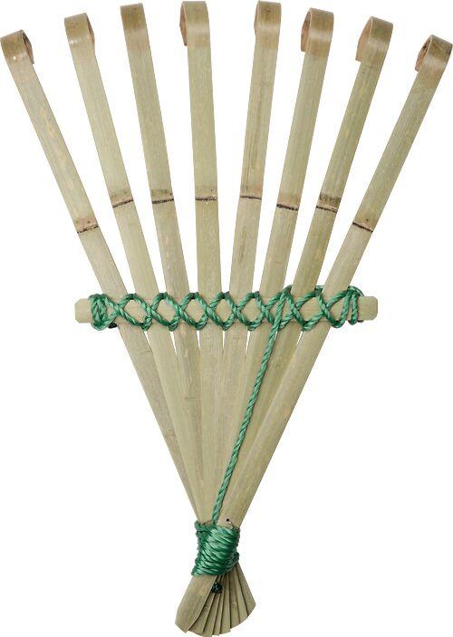 Bamboo Hand Rake (Top)